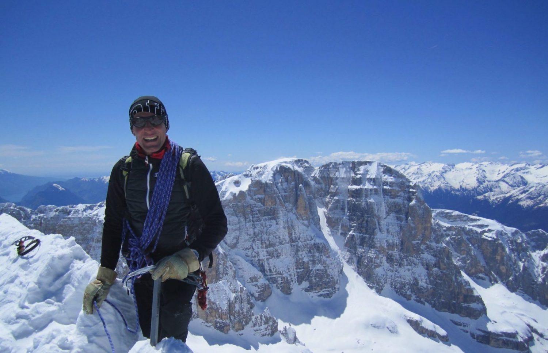 Berg- und Skiführer Andreas Biberger